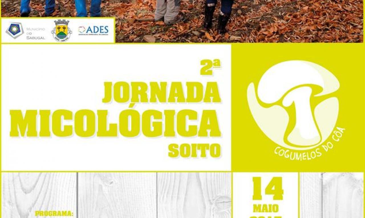 JORNADA MICOLÓGICA AMANHÃ NO SOITO
