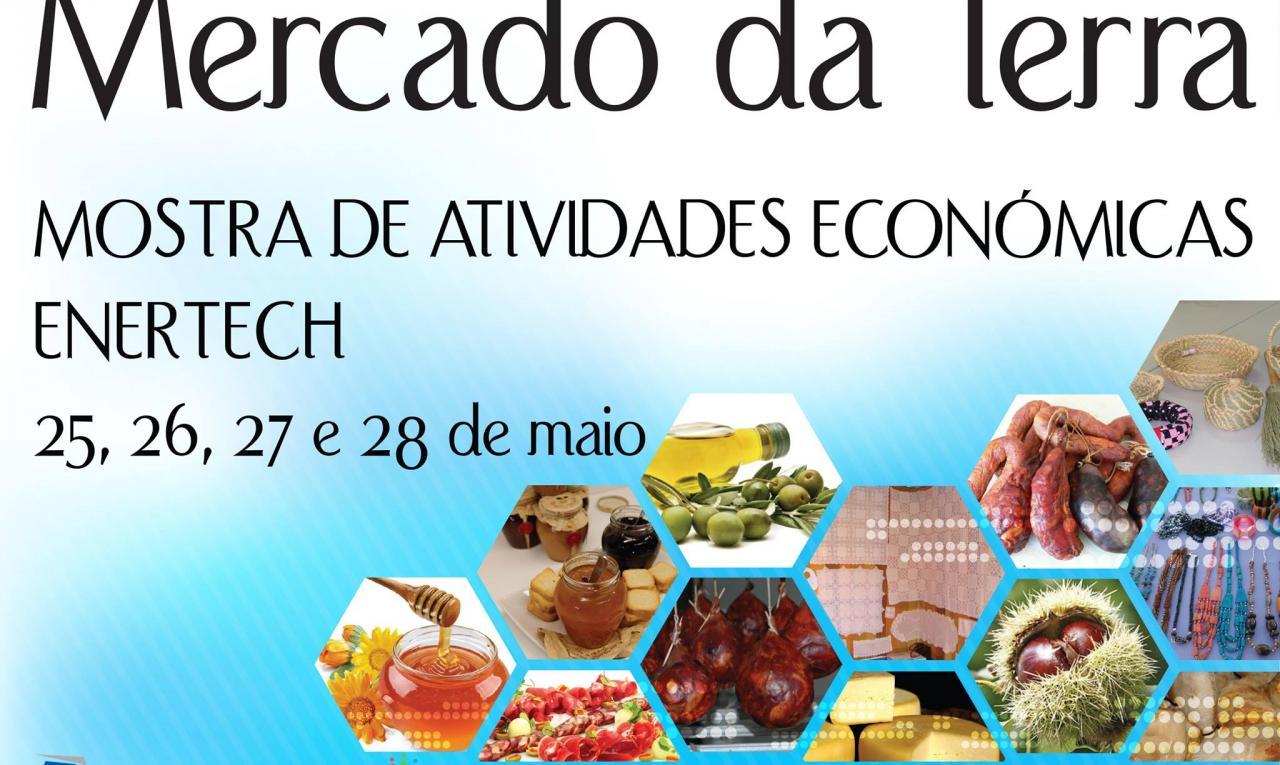 Mercado da Terra - Mostra de Atividades Económicas - Enertech